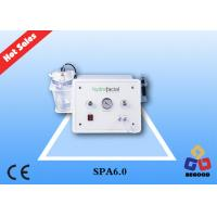 Buy cheap Portable Hydio Skin Dermabrasion Machine For Skin Peeling / Pigmentation Removal from wholesalers