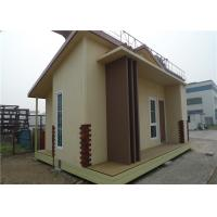 Buy cheap Modern Decorated Prefab House Kits with Bathroom for Residential from wholesalers