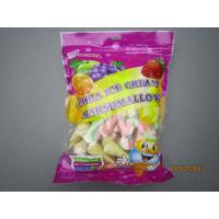 Buy cheap 228g OCHRA Bag Packing Ice Cream Fruity Marshmallow Gifts / Snack Marshmallow from Wholesalers