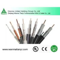 Buy cheap FEP insulation smaller signal loss micro coaxial cable product