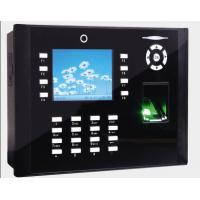 Buy cheap Biometric Fingerprint Time Clock with Bulit-in Camera and Web-server Iclock660 from wholesalers