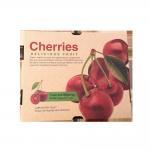 Buy cheap Custom vegetable fruit cherry packing corrugated carton box standard carton box from wholesalers