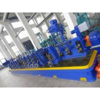Buy cheap Q195 / Q235 Straight Seam Welded Tube Mill Line ZG165 High Precision from wholesalers