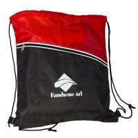 Buy cheap Drawstring Polyester Shoe Carrier Bag-HAD14007 product