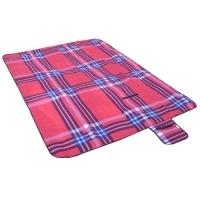 Buy cheap 210cm Picnic Blanket 150D Oxford Beach Sun Shade Tent from wholesalers
