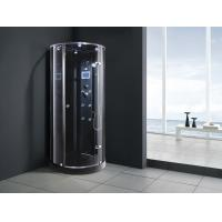 Buy cheap Monalisa M-8280 wet steam room indoor steam shower room luxury home hotel shower cabin shower with steam from wholesalers