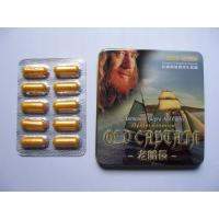 Buy cheap Old Captain Top Natural Male Enhancement Pills That Work Instantly Penis Growth Pills from Wholesalers