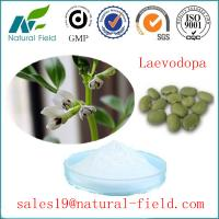 Buy cheap GMP factory mucuna pruriens extract levodopa(l-dopa) l-dopa powder CAS:59-92-7 from wholesalers