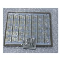Buy cheap 78 * 66mm White FR4 PCB 1.6MM Thickness For Lamps / Lanterns Application product