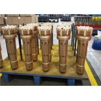 DHD SD QL Mission Numa Shank DTH Drill Bits Double Gauge Face Low Problem Rate