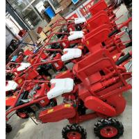 Buy cheap Red Color Agriculture Harvester Recoil Starting System High Speed 1800r / Min product