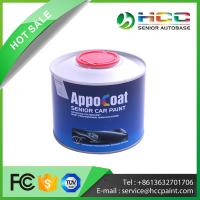 Buy cheap China Paint-Appocoat Clear Coat and Hardener Hoolong whatsapp 008613530008369 from wholesalers