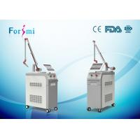 Buy cheap Hot sale high engery Q-Switched nd:yag laser tattoo removal machine for slaon owner from wholesalers