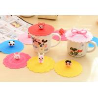 Buy cheap Silicone Fashion Leak Proof Watertight Eco-Friendly Cup Cover product
