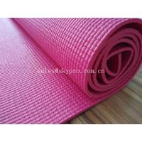 Buy cheap Customized 3mm Thick Pink EVA Foam Sheet with Embroidery , Laser Engraving from wholesalers