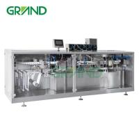 Buy cheap Plastic Bottle Olive Oil Filling Machine Forming Filling And Sealing Machine product