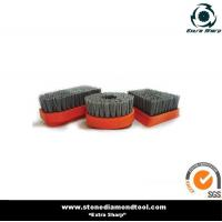 Buy cheap High efficiency abrasive floor brush for marble granite and concrete from wholesalers