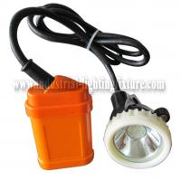Buy cheap Mini High Power LED Mining Light KJ3.5LM 4500Lux With 6 Pcs SMD LED from wholesalers