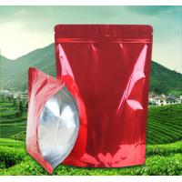 Buy cheap Resealable Aluminum Foil Stand Up Pouch UV Coating Customized Size from wholesalers