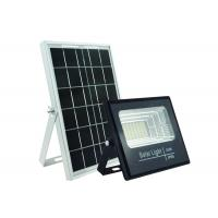 China Big Panel Industrial Exterior Solar Led Flood Lights Remote Control 25W on sale