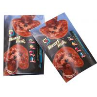 Buy cheap Custom Order Pet Food Packaging / Flat Bottom Bag for Dog Food from wholesalers