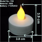 Buy cheap Tea Light/LED Tea Light Candle/Tea Candle Light from wholesalers
