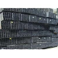Buy cheap Rectangle Metal Hollow Section Seamless Square Steel Tubing 0.8 - 12.0 Mm Thickness product