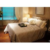 Buy cheap Commerical Full Efficiency Apartment Furniture ,  Wooden Frame Studio Bedroom Furniture from wholesalers