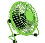 Buy cheap unique design Good sale green Low noise Mini silent laptop usb cooling fan from wholesalers
