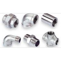 Buy cheap Stainless Steel Drill Spare Parts Asme B 16 11 Threaded Union Male X Female from wholesalers