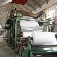 Buy cheap 20000g 3200mm 300m/Min Paper Pulp Making Machine from wholesalers