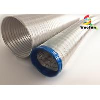 Buy cheap 8 Inch Aluminum Flexible HVAC Duct Reliable For Air Conditioner Ventilation from wholesalers