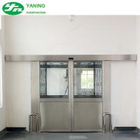 Automatic Induction Door Air Showers And Pass Thrus For Pharmaceutical Factory