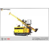 Buy cheap Compact Crawler Drill Rig , Hydraulic Core Drilling Machine With BQ Drill Depth 1000m from wholesalers