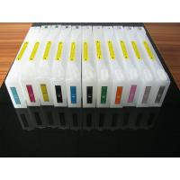 Buy cheap 700ml Replacement Ink Cartridge / Refilled Ink Cartridges For Epson product