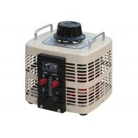 Buy cheap Input 220V Output 0-250V AC Regulator , Automatic Voltage Regulator TDGC2 - 7.5KVA from wholesalers