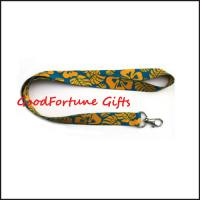 Buy cheap Promotional Customed Printed Lanyard printed logo from wholesalers