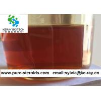 Buy cheap Stronger Dark Tint Red Tea Trenbolone Acetate Powder CAS No10161-34-9 from wholesalers