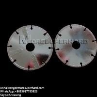 Buy cheap Electroplated Diamond Cutting Discs,Electroplated Diamond Cutting Blades from wholesalers