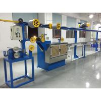 Buy cheap Automatic Cable Wire Machine Extrusion Equipment Japan NSK Bearing Siemens Inverter from wholesalers