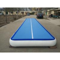 Buy cheap Air Track Floor Home Gymnastics Tumbing Mat Inflatable Air Training track GYM air floor tumbling mat from wholesalers