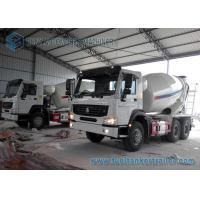 Buy cheap HOWO 10 Wheeler 6 Cubic Metre Right Hand Drive Concrete Mixer Truck from wholesalers