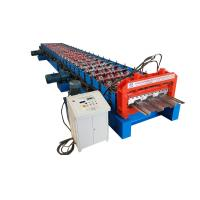 Buy cheap Long Life Precise Steel Floor Deck Roll Forming Machine with CE from wholesalers