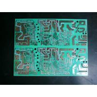 Buy cheap V2 board Single Side PCB , FR-4 Epoxy Resin with IPC-ML-950 from wholesalers