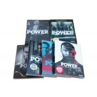 Buy cheap Power Season 6 DVD New Release TV Series Action Adventure Crime Drama DVD Wholesale from wholesalers