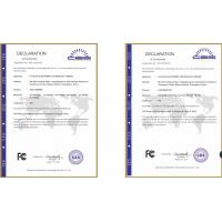 GUANGZHOU PARKVISION AUTO TECHNOLOGY CO.,LTD. Certifications