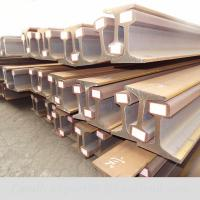 Buy cheap China factory supply cheap railway steel rail track rail railroad track railroad rail price in stock from wholesalers