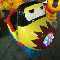 Buy cheap Hansel low price coin operated kiddie rides cheap amusement rides from wholesalers