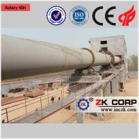 Buy cheap Rotary Kiln Incinerator / Limestone Calcination Rotary Kiln for Sale from wholesalers