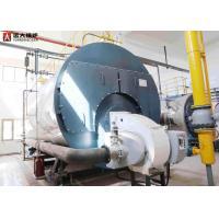 Horizontal Fire Tube Boiler Oil Central Heating For Poultry House